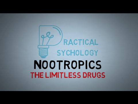 Nootropics: Smart Drugs and the Limitless Pill – Cognitive Enhancers