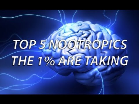 Top 5 Nootropics the Elite 1% Are Taking | This Week in Biohacking EP01