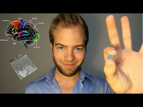 Limitless Pill in Real Life – Nootropics, Smart Drugs for the Brain (NZT-48)