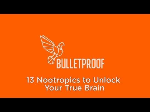 13 Nootropics to Unlock Your True Brain