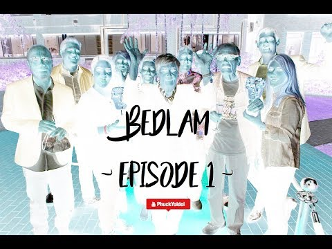 Bedlam – Anxiety Episode 1 of 4 Mental Health Inpatient UK Documentary 2013