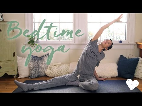 Yoga For Bedtime – 20 Minute Practice