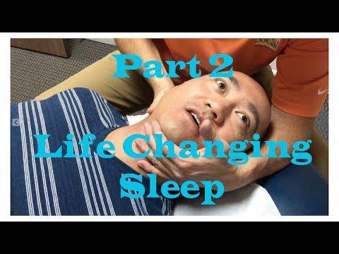 Part 2 – Life changing Sleep