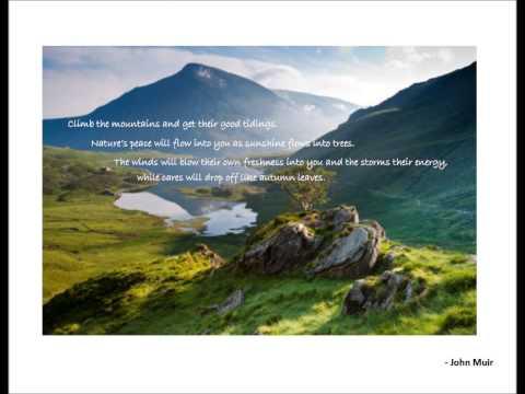 The Spirituality of Nature