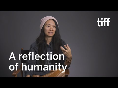 A Spirituality That Comes out of Nature | Chloé Zhao | Studio 9 | TIFF 2017