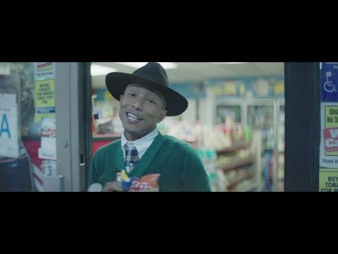 Pharrell Williams – Happy (12AM)