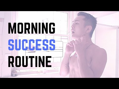 My Morning Routine to Achieve Mental Clarity,  Motivation and Social Freedom