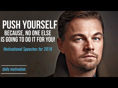 KEEP PUSHING – NO LIMITATIONS | Motivation for 2018 | Motivational Speeches for Success and Laziness