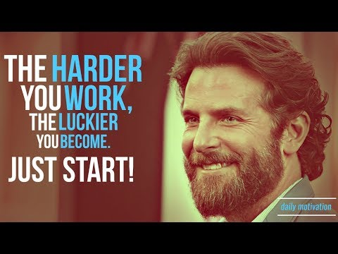 The Harder You Work, The Luckier You Become | SPEECHES COMPILATION | MOTIVATION FOR 2018 |