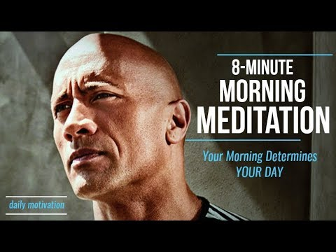 WHO YOU ARE GOING TO BE – 8 Minute Morning Meditation| Morning Motivation | 2018 Motivational Speech