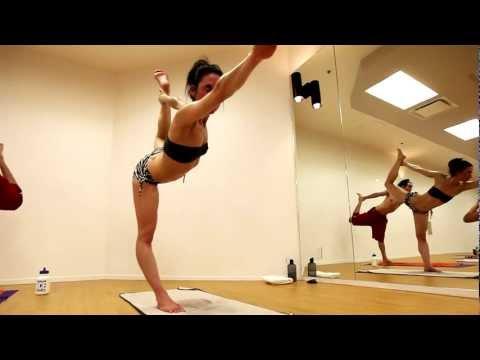 Bikram Yoga Experts – #1 Noa Glouberman