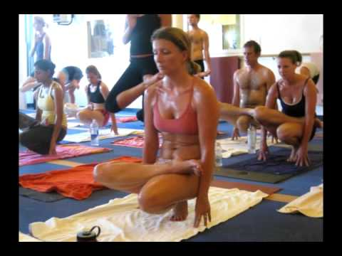 bikram yoga.