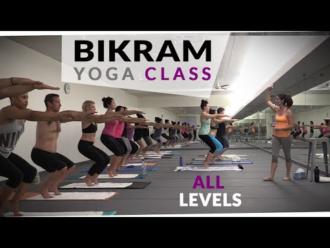 Bikram Yoga Workout –