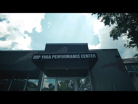 Inside the AMAZING DDP YOGA Performance Center