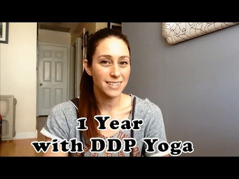 One Year Life Celebration with DDP YOGA – BODYREBOOTED