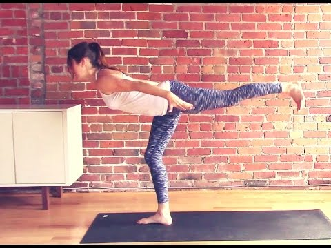 Full Body Flow – Intermediate Vinyasa Flow Yoga Workout {35 min}