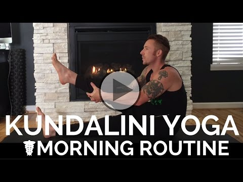 Kundalini Yoga – (Easy Morning Kundalini Yoga Routine)