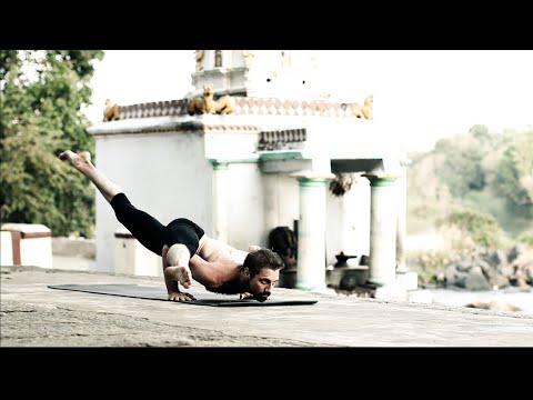 The Flow of Breath | Ashtanga Yoga Demo | Ty Landrum