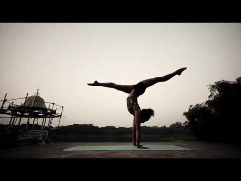 The Impossible | Ashtanga Yoga Demo by Laruga Glaser