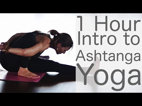 Ashtanga Yoga one hour intro class –  With Fightmaster Yoga