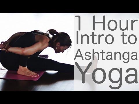 Ashtanga Yoga one hour intro class –  With Fightmaster Yoga