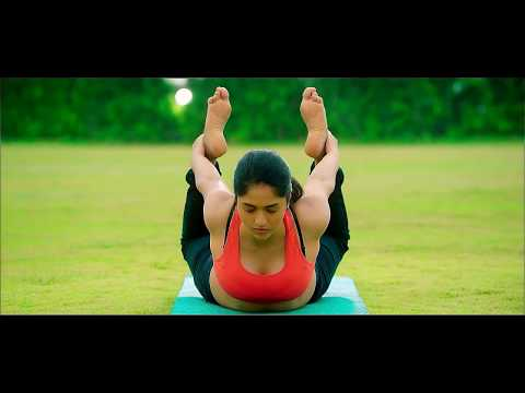 Sunaina Hot Yoga – Must Watch HD