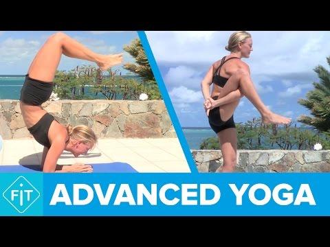 Top 6 Advanced Yoga Poses