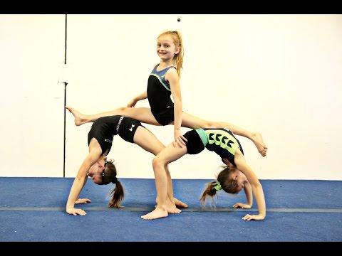 Gymnastics Yoga Challenge