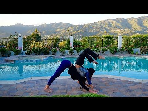 Yoga challenge with Katia!