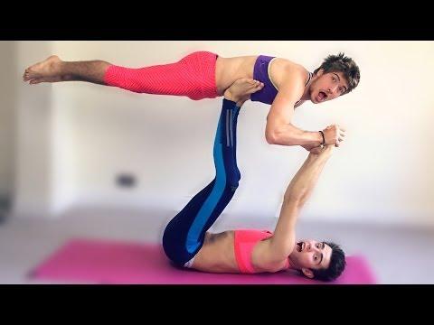 The Yoga Challenge!