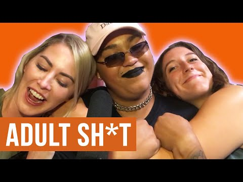 SEXUALITY AND LABELS // ADULT SH*T THE PODCAST – Episode 2