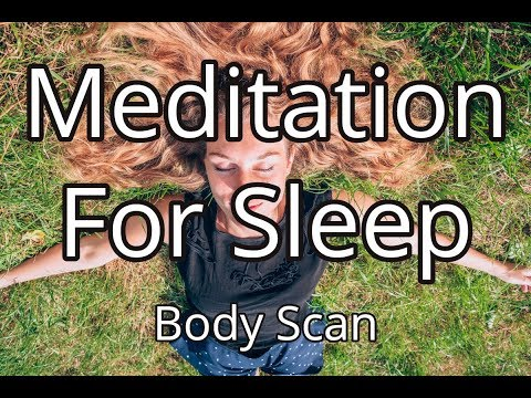 Body Scan Meditation for Sleep   60 minutes