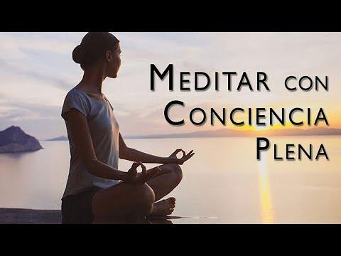 ❖ MINDFULNESS ❖ Atención Plena ॐ MEDITACIÓN para CALMAR MENTE ANSIEDAD PREOCUPACIONES ESTRÉS