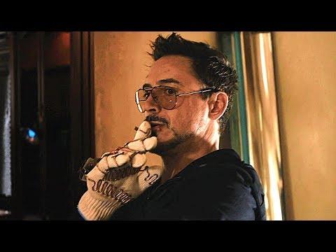 Tony Stark Anxiety Attack Scene | Iron Man 3 (2013) IMAX Movie Clip HD (+Subtitles)