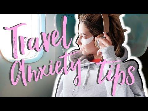 My Travel Anxiety Tips | Zoella