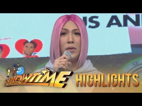 It's Showtime: Vice Ganda tells he had anxiety attacks