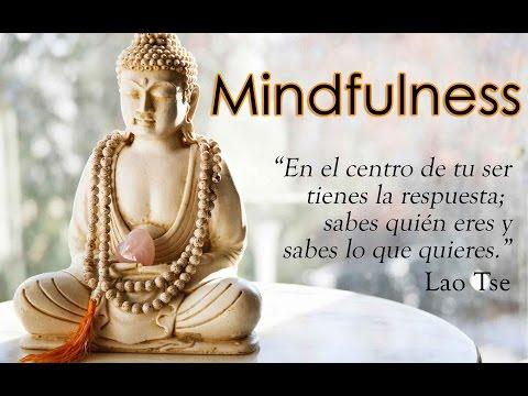 Atencion Plena Mindfulness Meditación Guiada en la Respiración, las Emociones y los Pensamientos