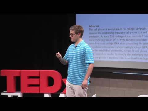 Journeying into the Present: My Experience with Mindfulness    Drew Schott   TEDxTheMastersSchool