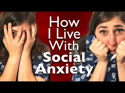 Living with Social Anxiety || Mayim Bialik