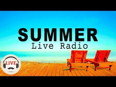 Happy Summer Cafe Music Radio – Jazz, Bossa Nova, Latin & Soul Music For Study, Work – 24/7 Live