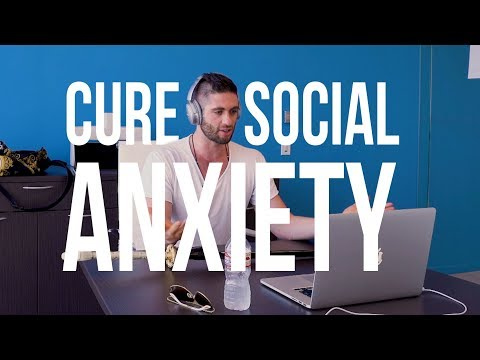 WATCH THIS To CURE Social Anxiety…(forever)