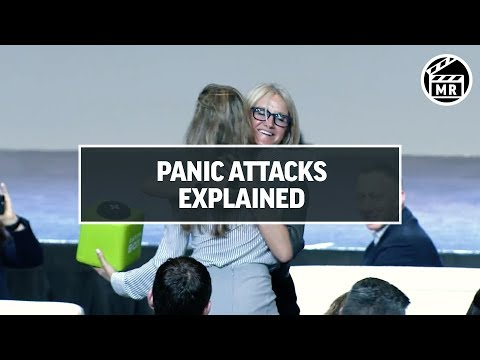 Struggling with panic attacks and anxiety? Watch this | Mel Robbins Live Episode 49