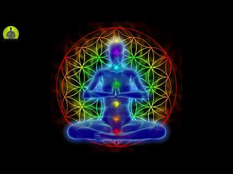 """Aura Cleansing & Boost Positive Energy"" Meditation Music, Healing Music, Chakra Balancing & Healing"