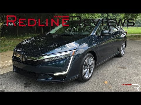 2018 Honda Clarity Plug-In Hybrid – No More Range Anxiety