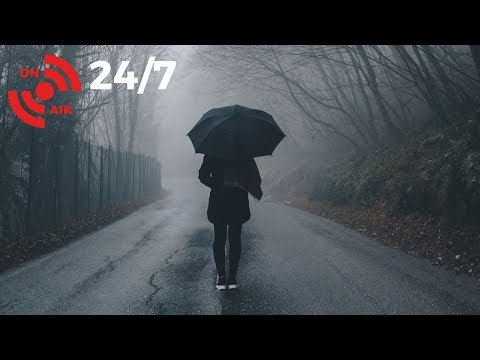 Rain Sounds for Sleep & Relaxing | Light Rain for Insomnia & Stress Relief (24/7)