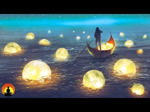 Music for Sleeping, Soothing Music, Stress Relief, Go to Sleep, Background Music, 8 Hours, ☯3487
