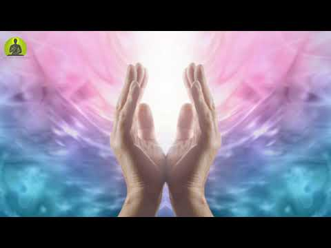 """Powerful Reiki Healing Energy"" Meditation Music, Positive Energy, Distance Healing, Inner Peace"
