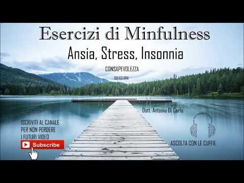ASMR ITA. Mindfulness Esercizi e meditazione