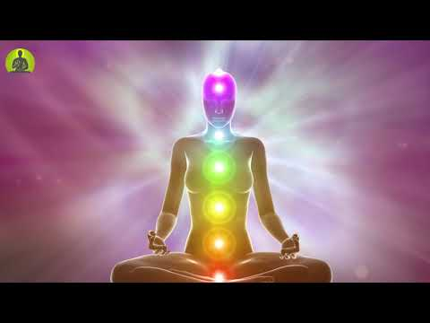 """ 741 Hz Aura Cleanse"" Raise Your Positive Energy Vibration, Meditation Music, Full Chakra Healing"