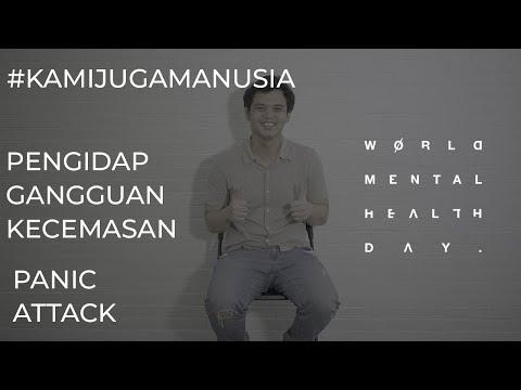 26. #KamiJugaManusia – Dari Perspektif Pengidap Anxiety Disorder, Ridho Wiranatakusumah